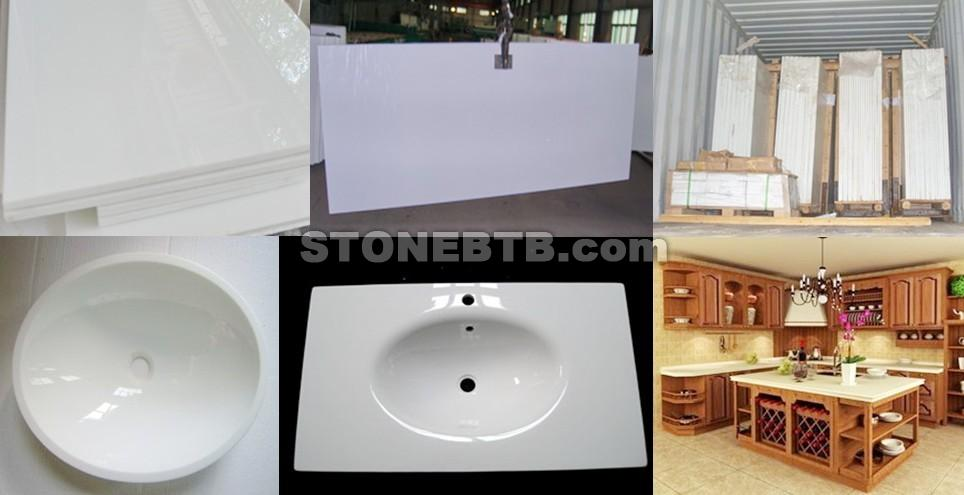 Crystllised Glass Panel Crystallised Stone Slab