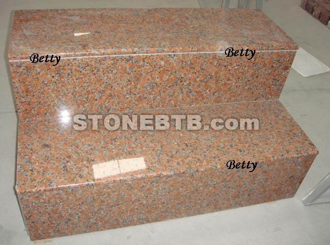 G562 Granite Stair