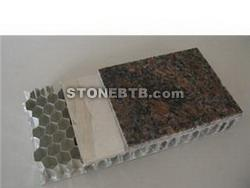 stone aluminium honeycomb panel