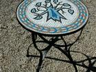 Mosaic Table A