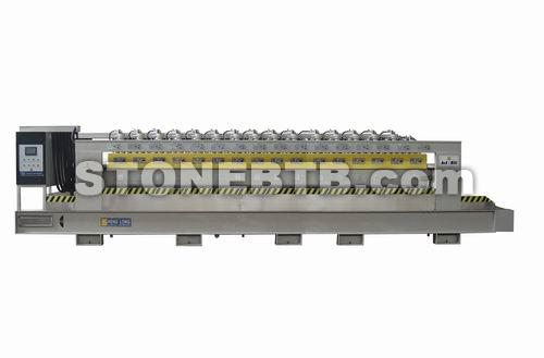 Automatic Polishing Machine Of The Lage Plate Of Quartz, Granite And Marble