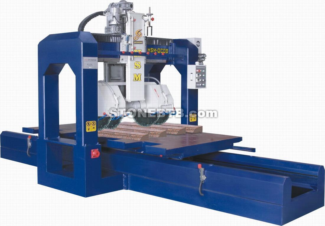 Gantry Automatic Shaped Sawing Machine HSM-QC08