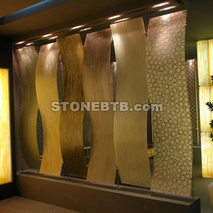 New Wall Partition Decoraiton Material Building Material