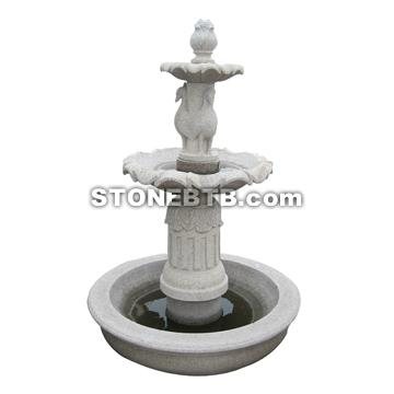 Fountain With Pool Surround (GFP-202)