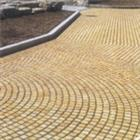 Paving Made of Granite, Basalt