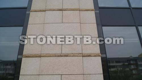 Nice Granite Exterior Wall Cladding Stone Walls