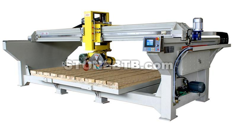 KTY1-350 WHOLE BRADGE AUTOMATIC SAWING MACHINE