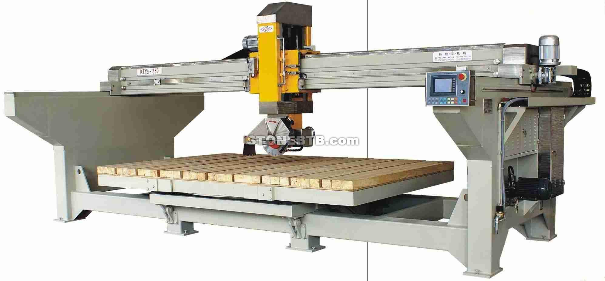 KTY2 350 WHOLE BRADGE AUTOMATIC SAWING MACHINE