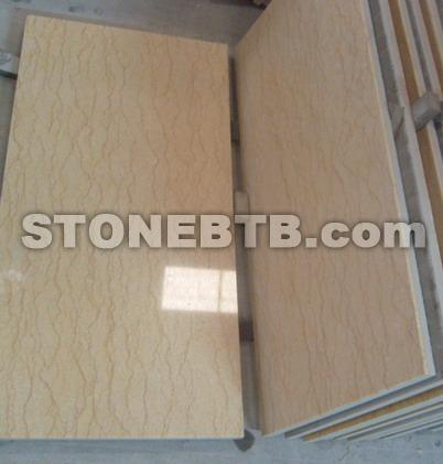 Sunny Yellow Laminated with ceramic