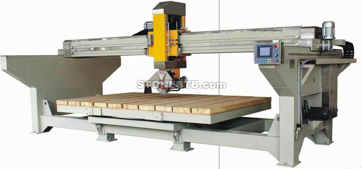 bridge cutting machine for stone granite and marble. Black Bedroom Furniture Sets. Home Design Ideas