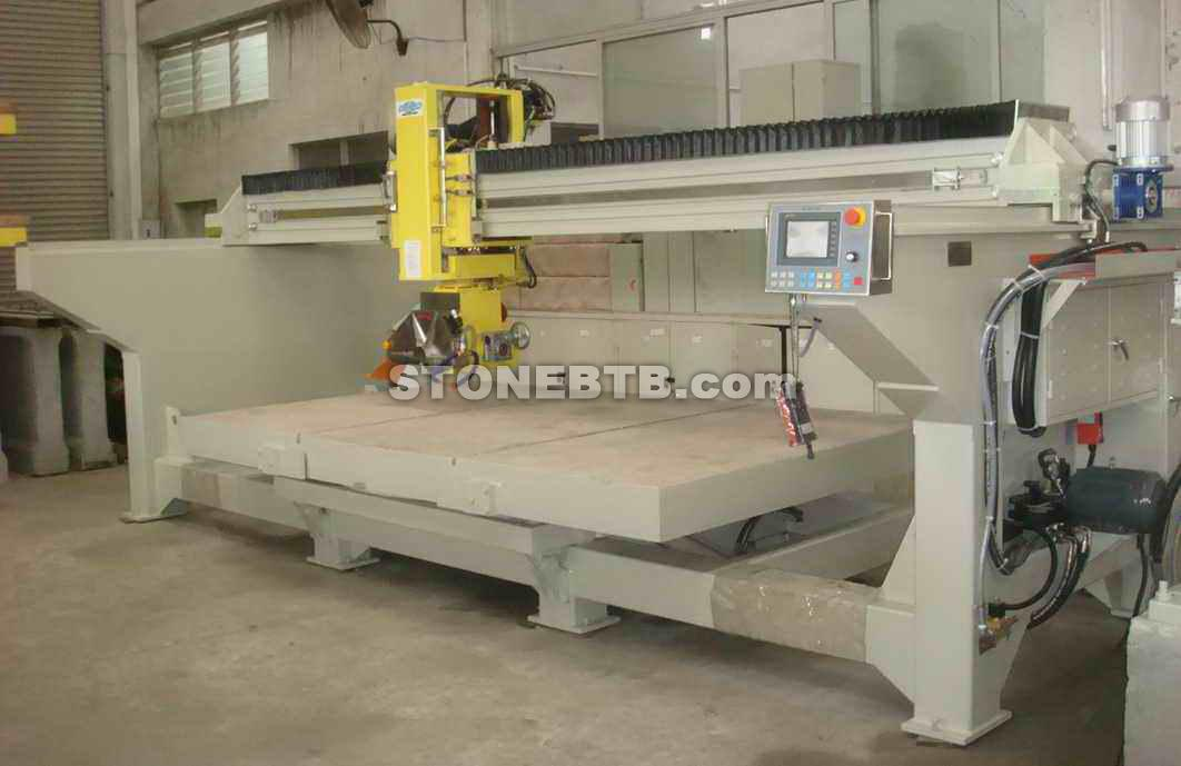 stone cutting machines for granite and marble sawing. Black Bedroom Furniture Sets. Home Design Ideas