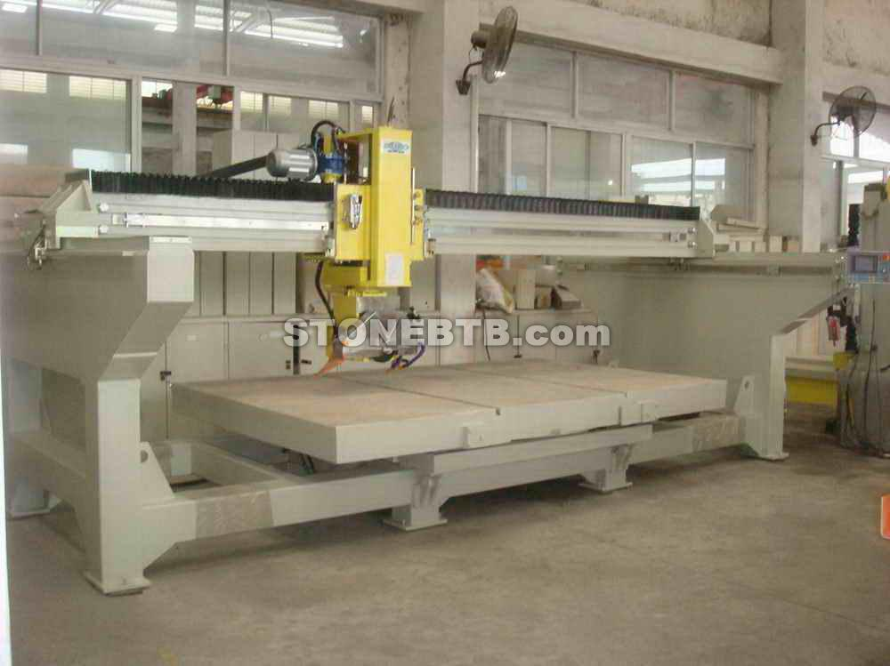 bridge saw machine for stone granite and marble cutting. Black Bedroom Furniture Sets. Home Design Ideas