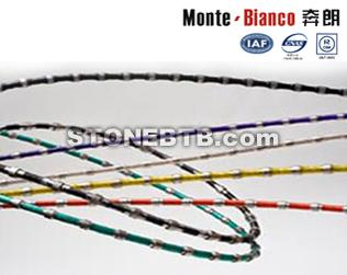 Diamond Wire Saw for cutting wire saw Monte-Bianco diamond wire saw