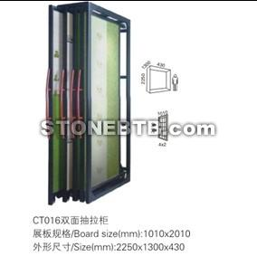 Marble Rack, Granite Rack, Exhibition Rack, Showing Rack
