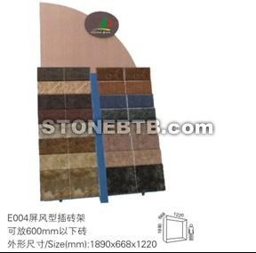 Display Rack, Stone Display Rack, Mosaic Rack, Ceramic Rack