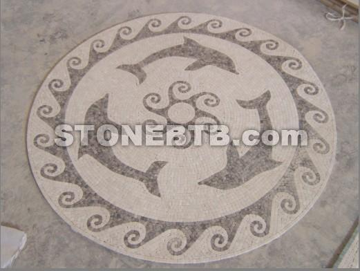 Ceramic Mosaic Floor