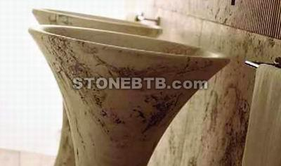 Vaselli Bathrooms: Basins-Slim