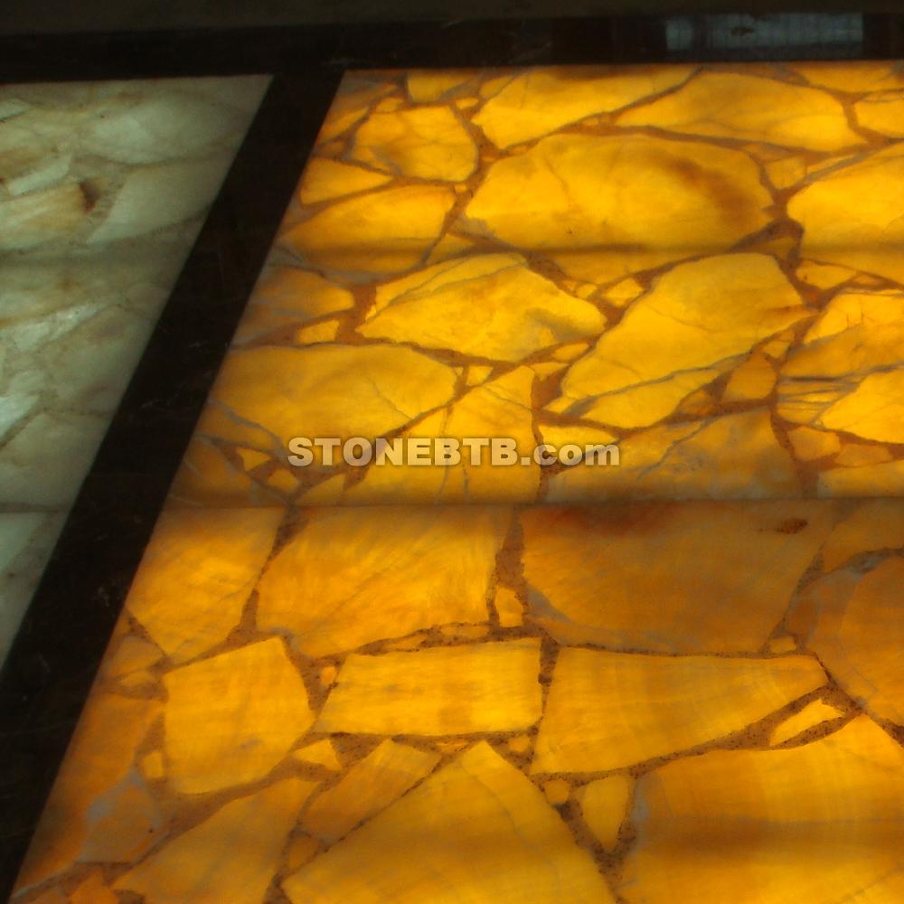 Yellow Onyx Marble Slab Price