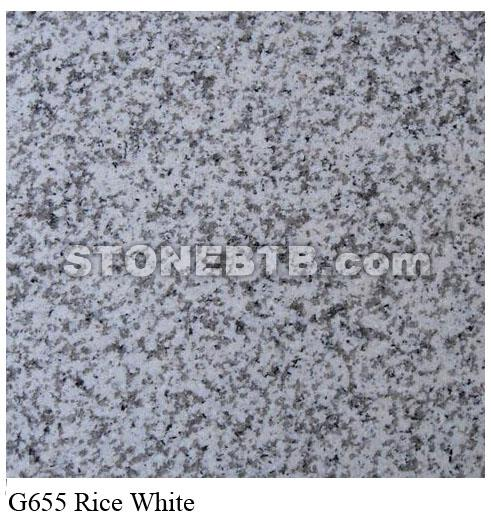 Granite G655 Rice White