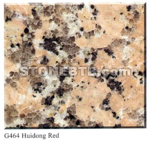 Granite G464 Huidong Red