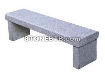 Bench-Grey Granite