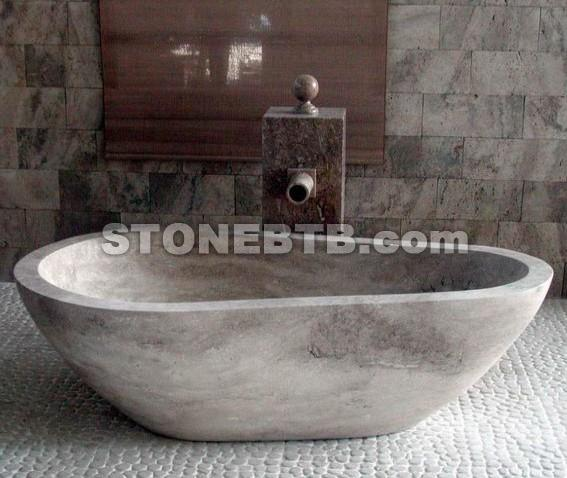 Designer Bathtub the petit luxury freestanding oval stone designer bathtub - supply